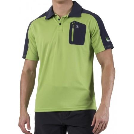 Tricou polo bărbați - Klimatex CABER - 1