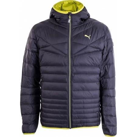 2bbfe4276403 ACTIVE 600 PACKLIGHT HOODED DOWN JACKET - Men s Winter Jacket - Puma ACTIVE  600 PACKLIGHT HOODED