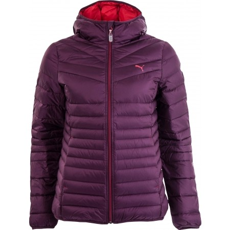 612fd08093f1 ACTIVE 600 PACKLIGHT HOODED DOWN JACKET - Women s Winter Jacket - Puma  ACTIVE 600 PACKLIGHT HOODED
