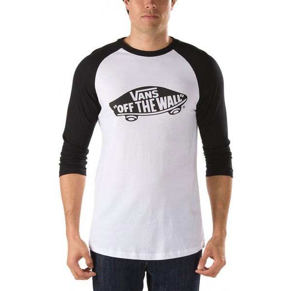Vans OTW RAGLAN - Pánske tričko