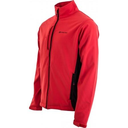 Pánská softshellová bunda - ALPINE PRO ELGIN - 2
