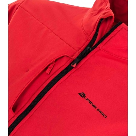 Pánská softshellová bunda - Alpine Pro ELGIN - 4