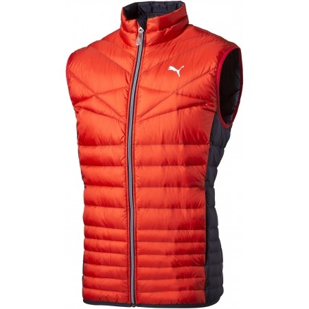 ACT 600 PACKLIGHT DOWN VEST - Мъжки зимен елек - Puma ACT 600 PACKLIGHT DOWN VEST