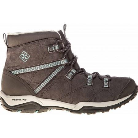 d4fd7ab26e48 Női téli cipő - Columbia MINX FIRE MID WATERPROOF - 3