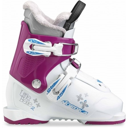 Nordica LITTLE BELLE 2 - Clăpari ski de copii