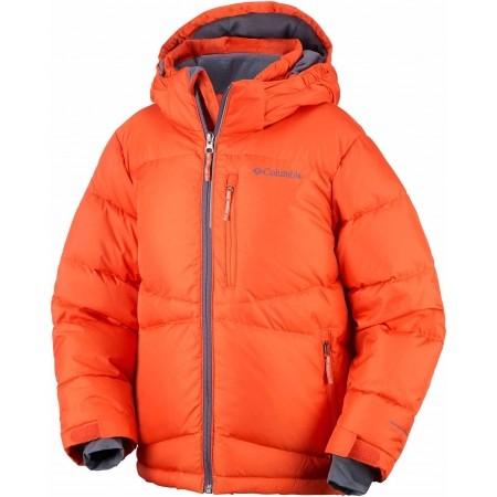 Dětská zimní bunda - Columbia SPACE HEATER JACKET - 1 e168fdbdaa