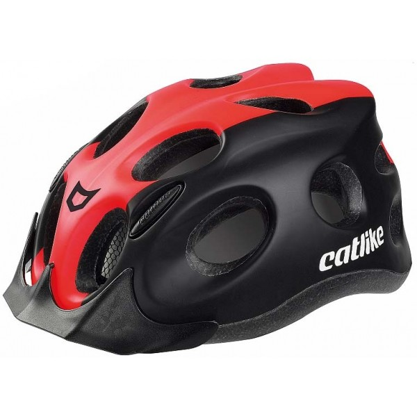 Catlike TIKO červená  - Cyklistická helma