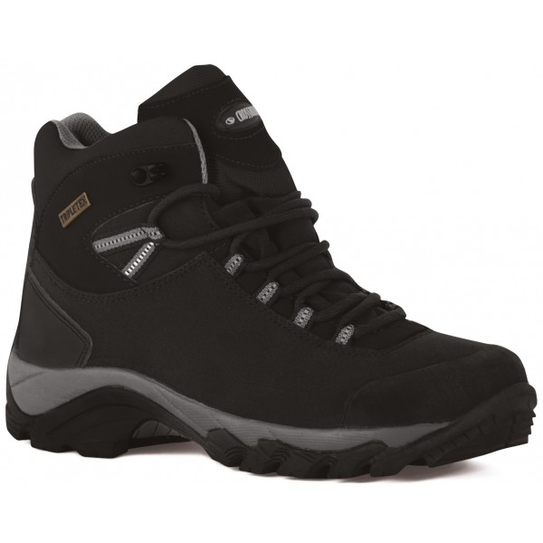 Crossroad DAMON W černá 42 - Dámská treková obuv