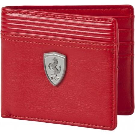 a1117184a32da FERRARI LS WALLET M - Luksusowy portfel męski - Puma FERRARI LS WALLET M - 1
