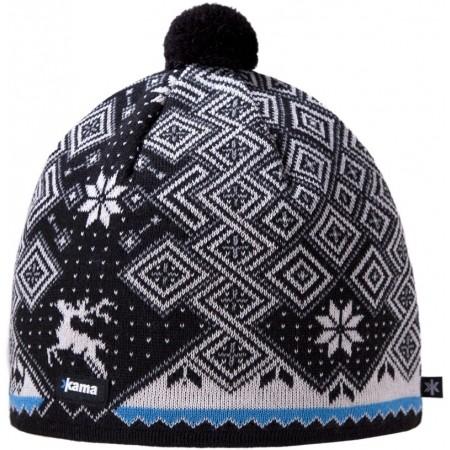 Зимна шапка - Kama ČEPICE MERINO