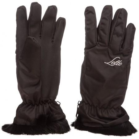 Dámské zimní rukavice - Lotto DÁMSKÉ RUKAVICE - 1