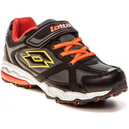 Детски трекинг обувки - Lotto CROSSRIDE 700 CL S - 1