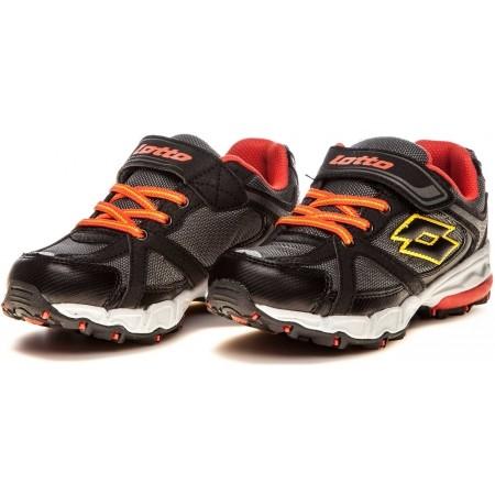 Детски трекинг обувки - Lotto CROSSRIDE 700 CL S - 7