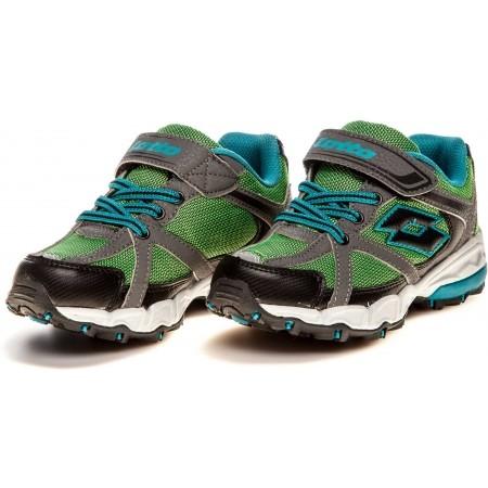 Детски трекинг обувки - Lotto CROSSRIDE 700 CL S - 14
