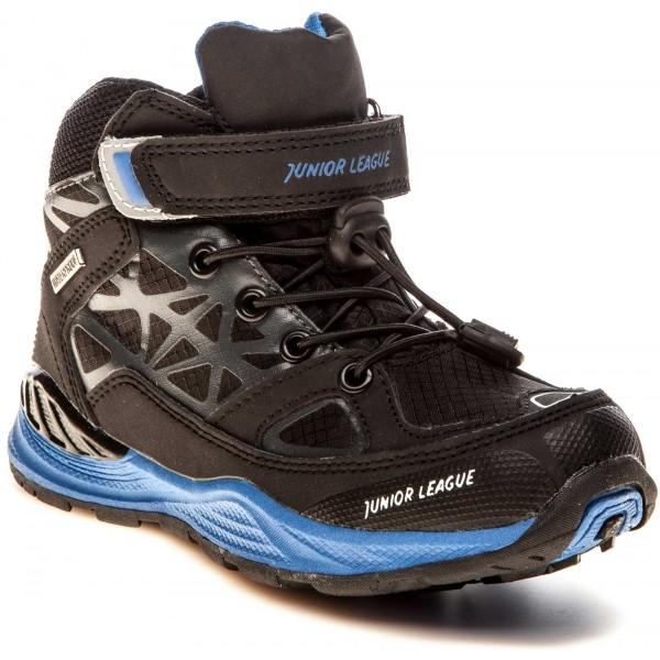 Junior League AUD černá 35 - Dětská vycházková obuv