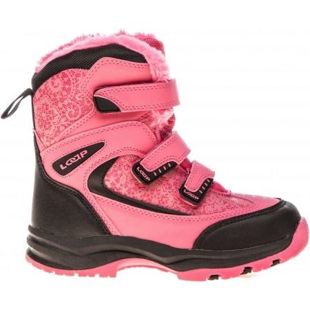 Dětská zimní obuv - Loap NAO - 2