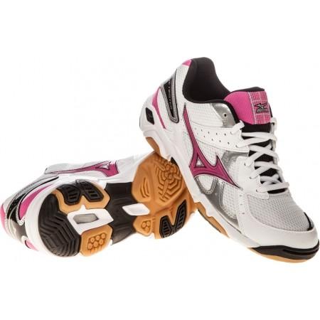 4484a8c227a Dámska halová obuv - Mizuno WAVE TWISTER 4 W - 7