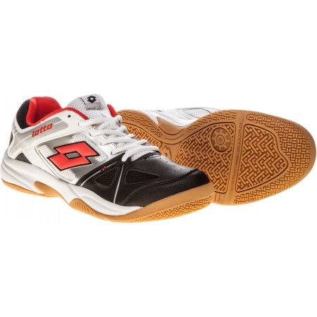 e23d764a11d Pánska halová obuv - Lotto JUMPER V - 6