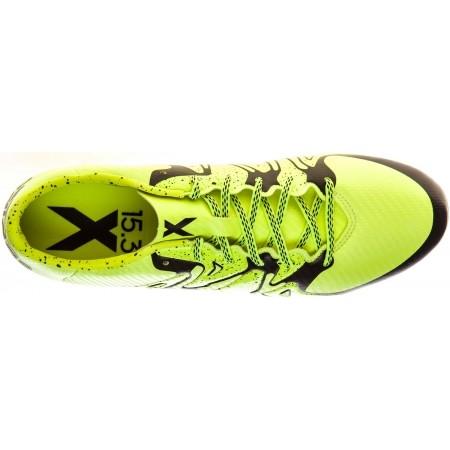 Pánske kopačky - adidas X15.3 FG/AG - 5