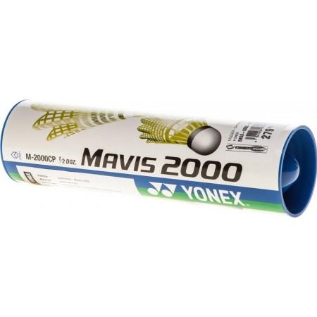 Bedmintonové košíky - Yonex MAVIS 2000 - 2