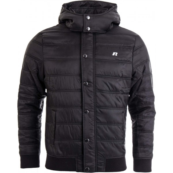 Russell Athletic LIGHT PADDED JACKET - Pánska bunda