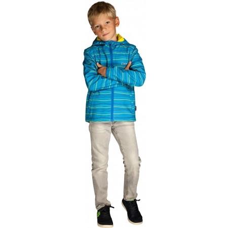 Dětská softshellová bunda - Alpine Pro ZUZI - 4