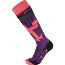 Nordica FREE SKI - Детски скиорски три четвърти чорапи