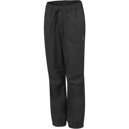 Dětské zateplené kalhoty - Lewro GABBY - 1