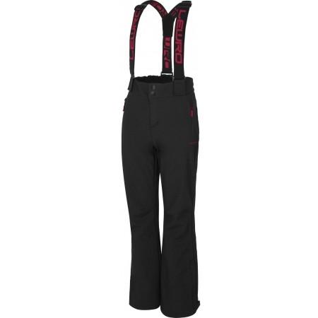 Dívčí lyžařské softshellové kalhoty - Lewro DEX 116-134 - 1