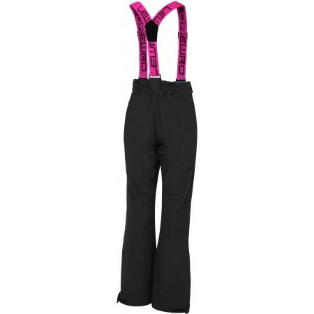 Dívčí lyžařské softshellové kalhoty - Lewro DEX 140-170 - 2