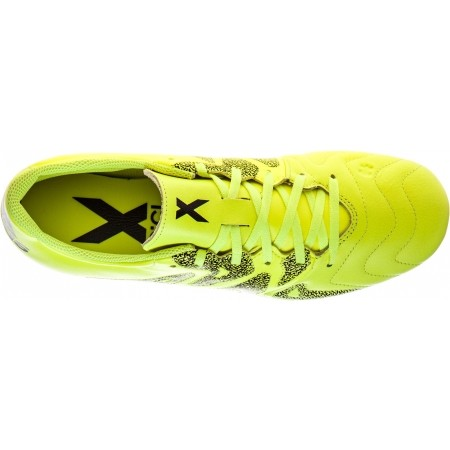 Мъжки бутонки - adidas X 15.3 FG/AG LEATHER - 5