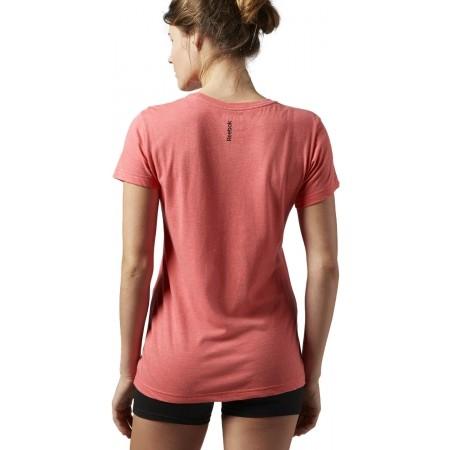 6ef3f191c49dca Women s T-shirt - Reebok SPARTAN RACE TRI-BLEND SS TEE 2 - 3