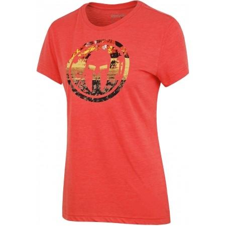 2c2a58c0384b7c Women s T-shirt - Reebok SPARTAN RACE TRI-BLEND SS TEE 2 - 1