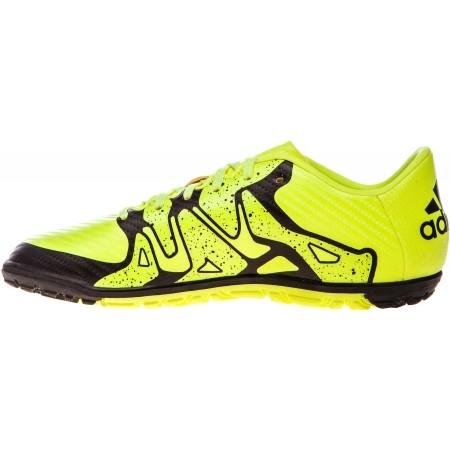 Детски футболни обувки - adidas X 15.3 TF J - 2
