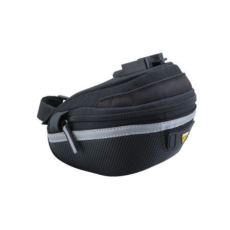 Underseat bag - Topeak WEDGE PACK II - 1