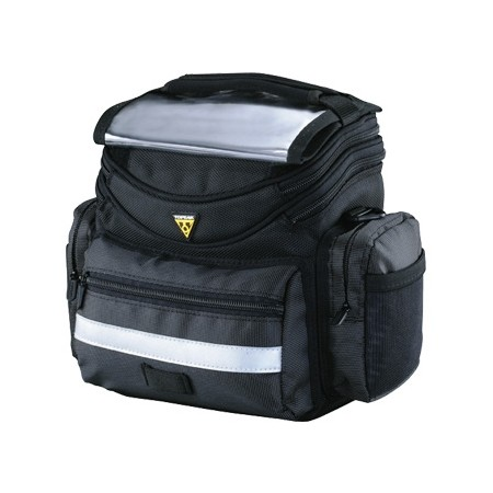 TOUR GUIDE HANDLE BAR BAG - Geantă ghidon - Topeak TOUR GUIDE HANDLE BAR BAG - 1