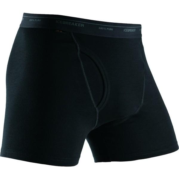 Icebreaker MENS EDAY BXRWFLY čierna S - Pánske spodné nohavice