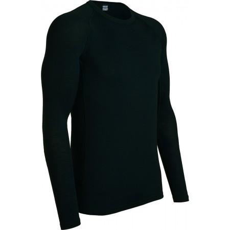 Pánske termo tričko s dlouhým rukávom - Icebreaker MENS EDAY LS CRW - 1