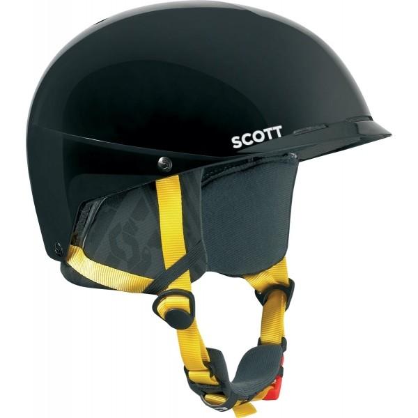 Scott BUSTLE JR sárga S - Gyerek sísisak