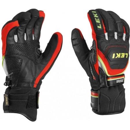 Závodní lyžařské rukavice - Leki WC RACE COACH FLEX S GTX 24a3558830