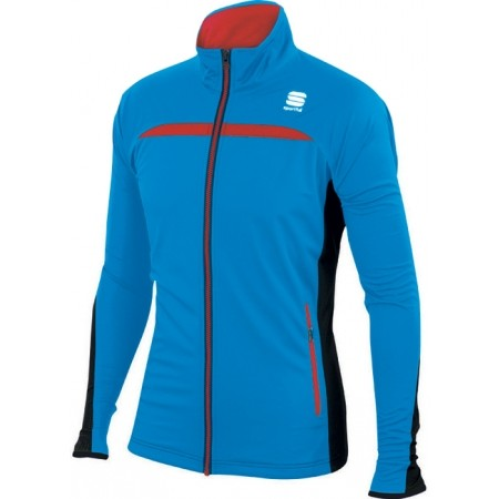 Hanorac alergare - Sportful ENGADIN WIND JACKET - 1