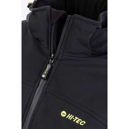 Zimná softshellová bunda - Hi-Tec GINNY - 6