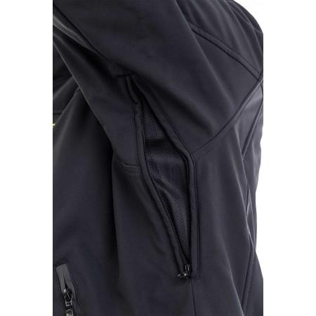 Zimná softshellová bunda - Hi-Tec GINNY - 9
