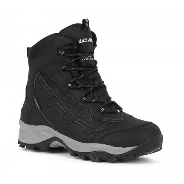 Willard CASPER II M fekete 40 - Férfi téli cipő