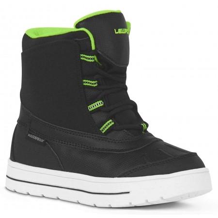 Dětská zimní obuv - Lewro CLAY - 3