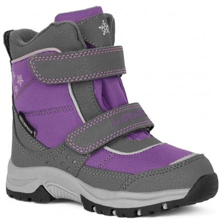 8704b89645b90 Detská zimná obuv - Lewro CAIN - 3