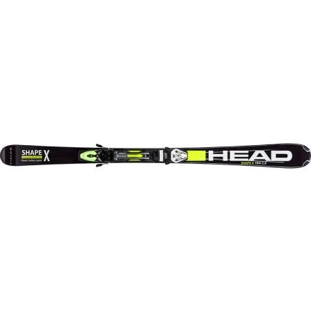 Sjezdové lyže - Head SHAPE X + PR 11 - 6