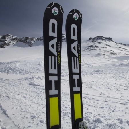 Sjezdové lyže - Head SHAPE X + PR 11 - 2