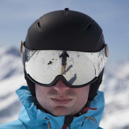 BACKLINE VISOR - Ski helmet - Bolle BACKLINE VISOR - 4 7e0e5c3a0ca