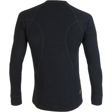 Функционална мъжка блуза - Sensor WOOL DR M - 3